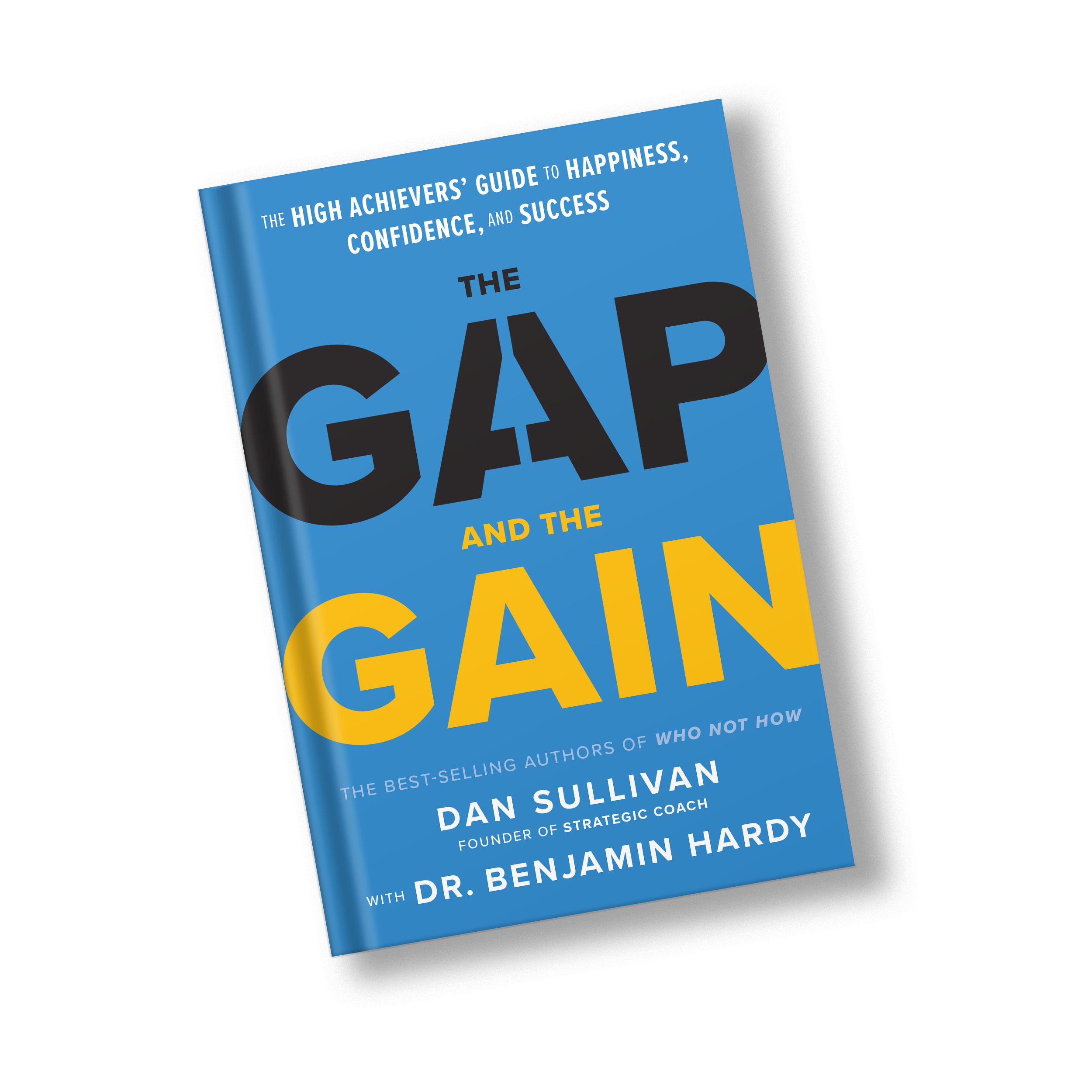 The Gap And The Gain Book